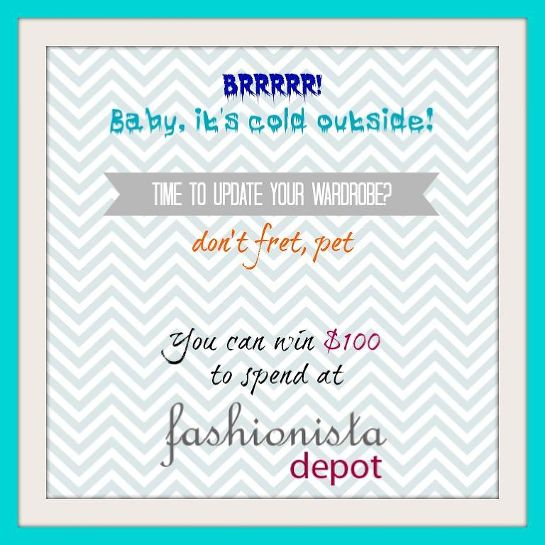 Win $100 with Fashionista Depot