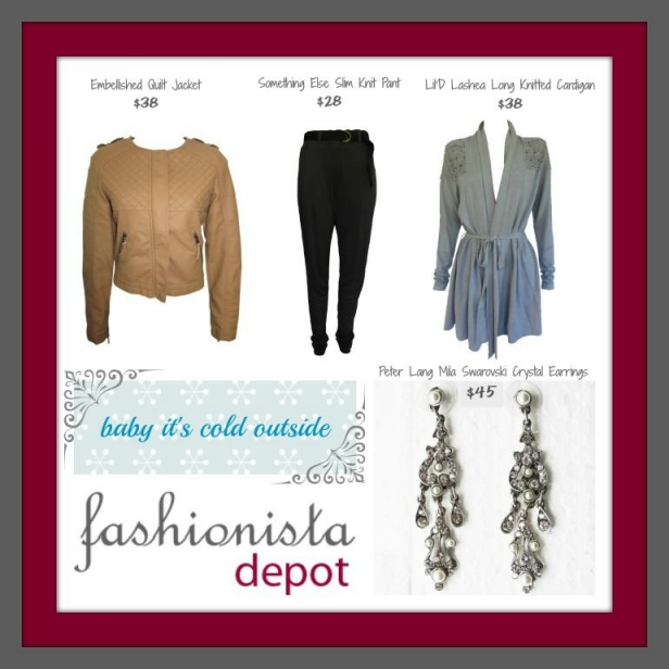 Kimba Likes Fashionista Depot Winter Essential Picks