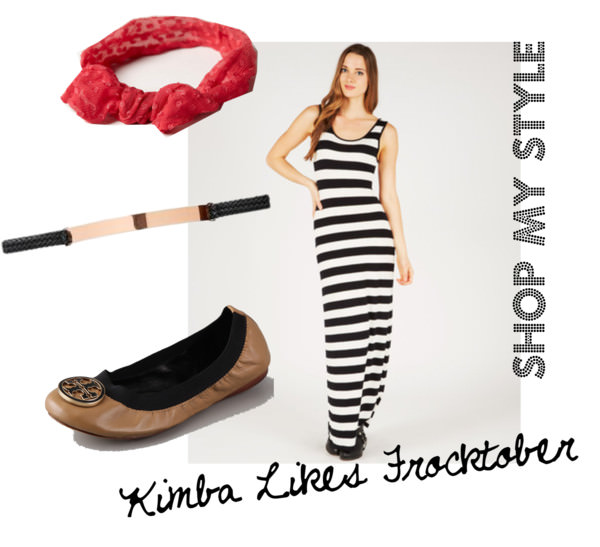 Kimba Likes Frocktober Day 2 | Shop My Style