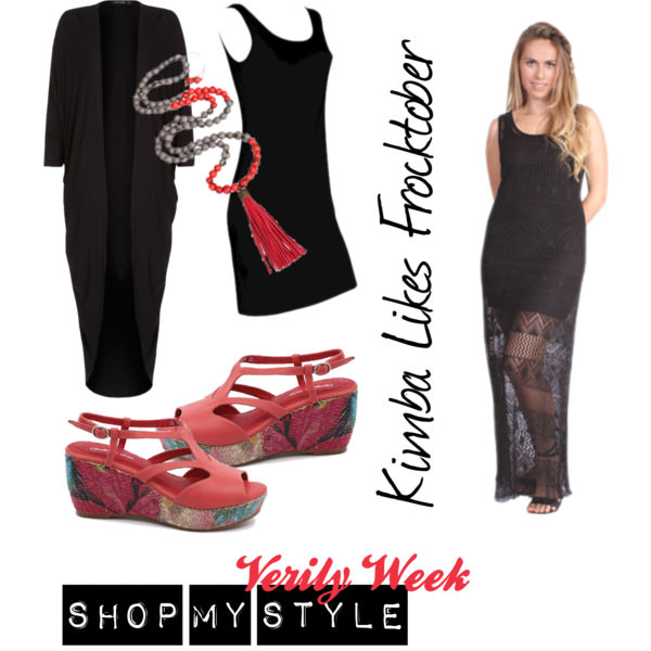 Kimba Likes Frocktober Day 9 Shop My Style