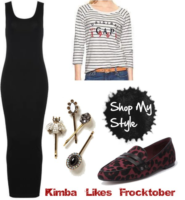 Kimba Likes Frocktober Day 3 | Shop My Style
