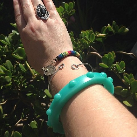 Bohemian Traders adds some boho chic to an arm party