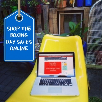 Boxing Day Sales Online