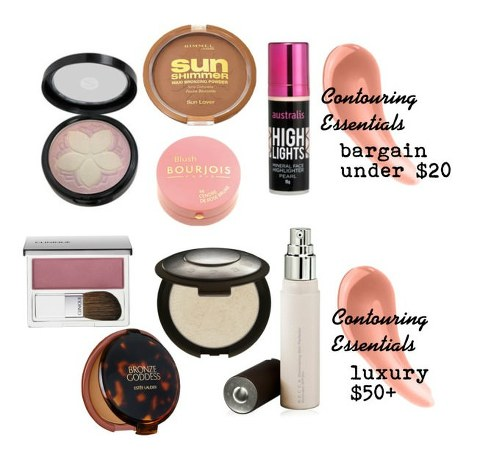 How to Contour Your Face Essential beauty products