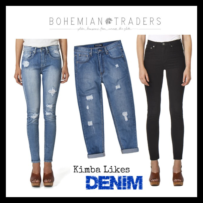Bohemian Traders Denim