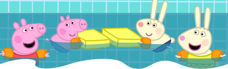 Peppa Pig The Big Splash