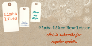 Kimba Likes Newsletter