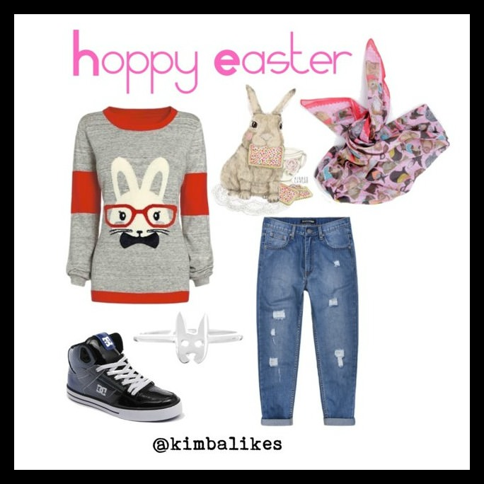 Next Bunny Sweater What I Wore Mother