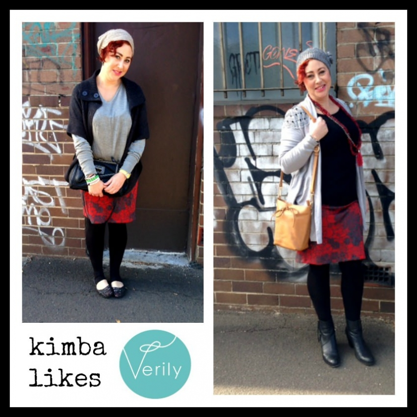 Kimba Likes Verily Jacquard Pencil Skirt