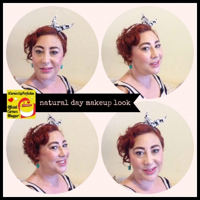 Natural Day Makeup Look