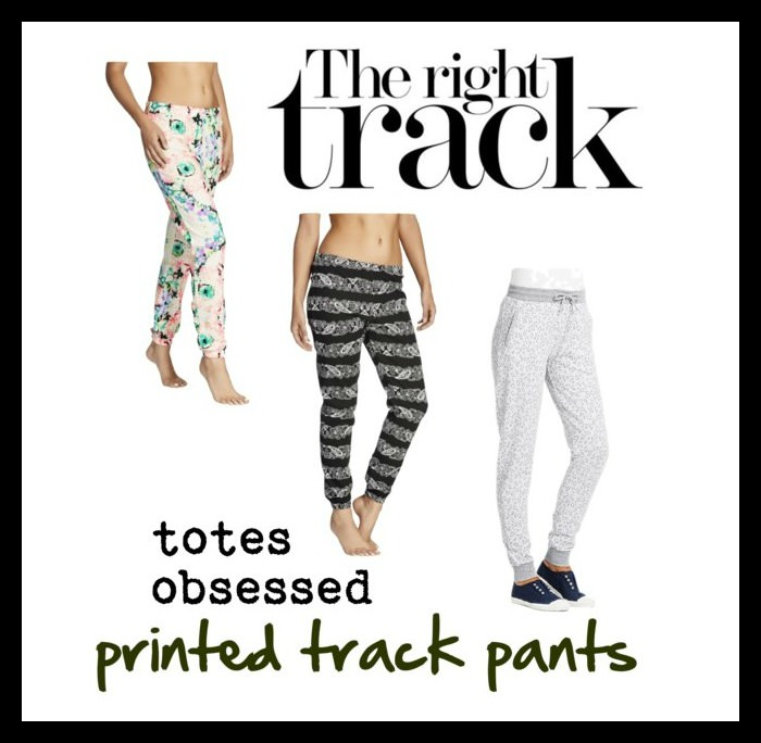 How to Wear Printed Track Pants
