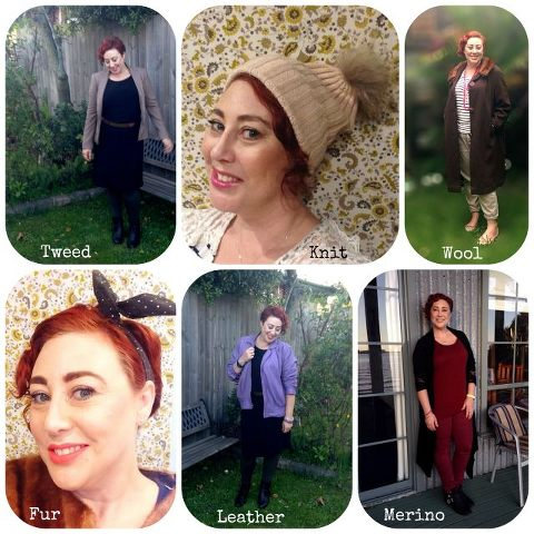 Winter Luxe Style Challenge