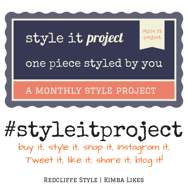 Kimba Likes and Redcliffe Style Style it Project