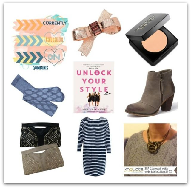 Currently Crushing On   Unlock Your Style