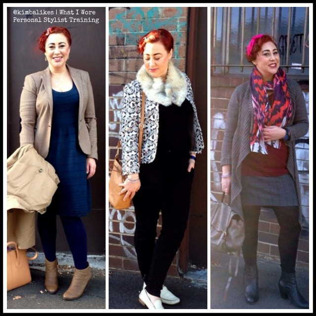 What I Wore Personal Stylist Training