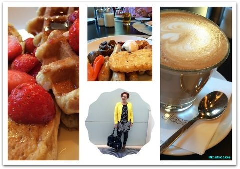 Weekend Style | Chic to Casual | breakfast at Hilton Sydney to celebrate the Festival of Kimba