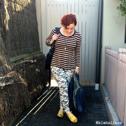 What I Wore   Style it Project August