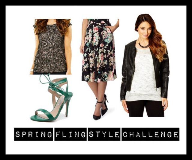 spring fling style challenge tough pretty