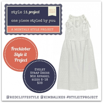 Style it Project Frocktober