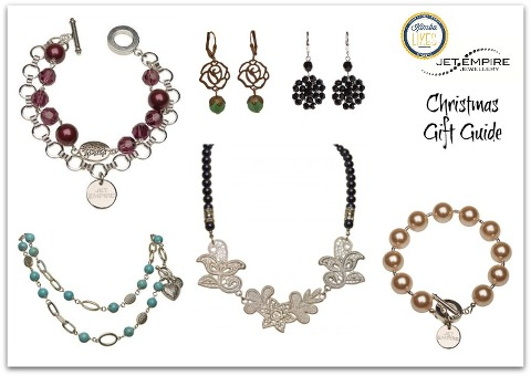 Kimba Likes Christmas Gift Guide Jewellery - gorgeous jewellery by Jet Empire