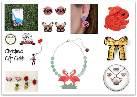 Kimba Likes Christmas Gift Guide Jewellery - gorgeous jewellery from Vintage Pip