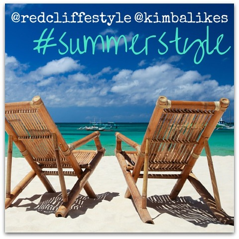Kimba Likes Summer Style with Redcliffe Style and Kimba Likes