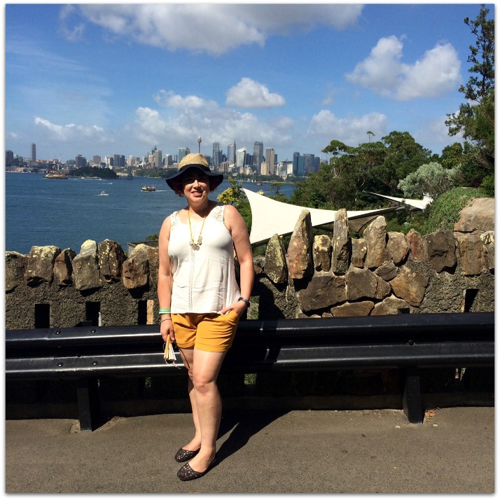 Weekend Style at Taronga Zoo and Balmoral Beach @kimbalikes