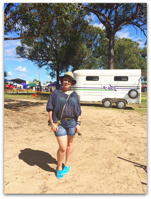 Kimba Likes Wardrobe Wednesday | Lake Macquarie weekend