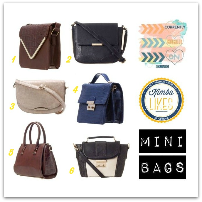 Kimba Likes Currently Crushing On Mini Bags Kimbalikes