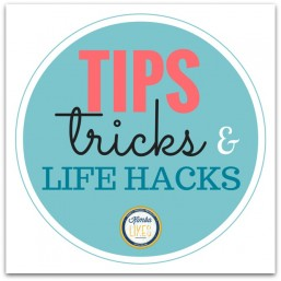 Kimba Likes Thursday Tips | tips, tricks and lifehacks to make life easier! #kimbalikes @kimbalikes kimbalikes.com