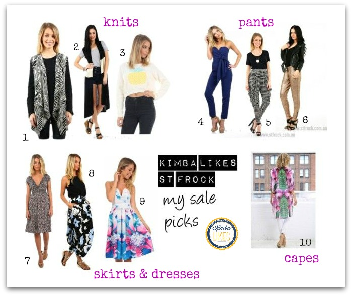 Currently Crushing On my picks of the St Frock sale   Kimba Likes St Frock @kimbalikes #kimbalikes kimbalikes.com