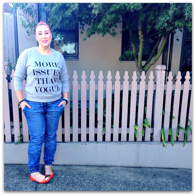 What I Wore | More Issues than Vogue @kimbalikes #kimbalikes