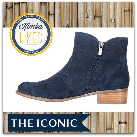 Kimba Likes Shopping for Winter Ankle Boots | wearing Hush Puppies Yelena ankle boots from The Iconic #kimbalikes kimbalikes.com
