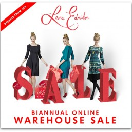 Currently Crushing On Leona Edmiston Biannual Online Warehouse Sale. Up to 70% off so run don't walk! Free delivery with code