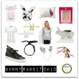 Kimba Likes Currently Crushing On Bunny Rabbit Chic #kimbalikes #bunny #rabbit