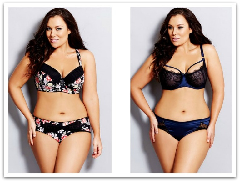 Kimba Likes City Chic Intimates - the power of lovely lingerie #kimbalikes  #citychiconline #cclovescurves #kimbalikes