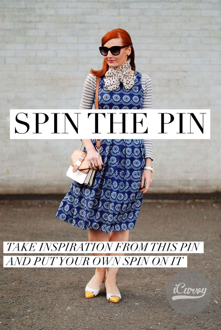 Kimba Likes SPIN the PIN with iCurvy for July. All about ladylike print clashing #SPINthePIN #kimbalikes