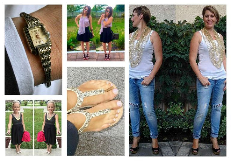 Kimba Likes Daytime Sparkle for #SpringFling style challenge - how you rocked it #kimbalikes #SpringFling