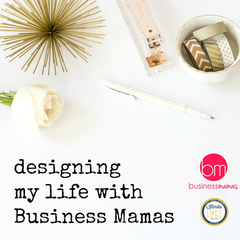 Kimba Likes Business Mamas - sharing the story of how I