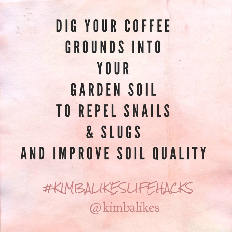 Kimba Likes Tips Tricks and Life Hacks - sharing my gardening life hacks because I love to garden like a granny!