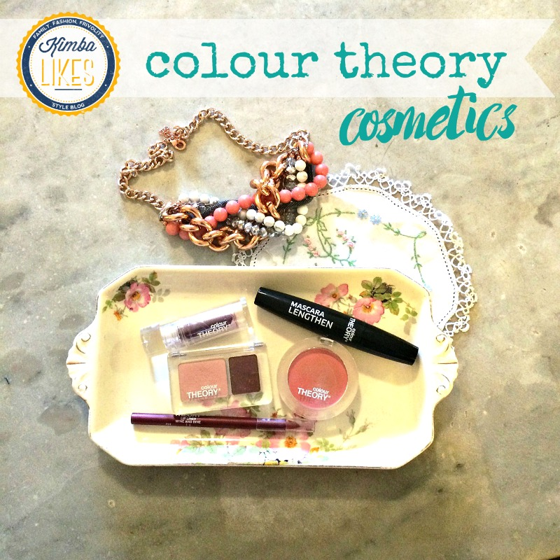 Kimba Likes Colour Theory Cosmetics - bargainous beauty from Amcal #gifted #kimbalikes | beauty review, beauty blogger, Colour Theory Cosmetics