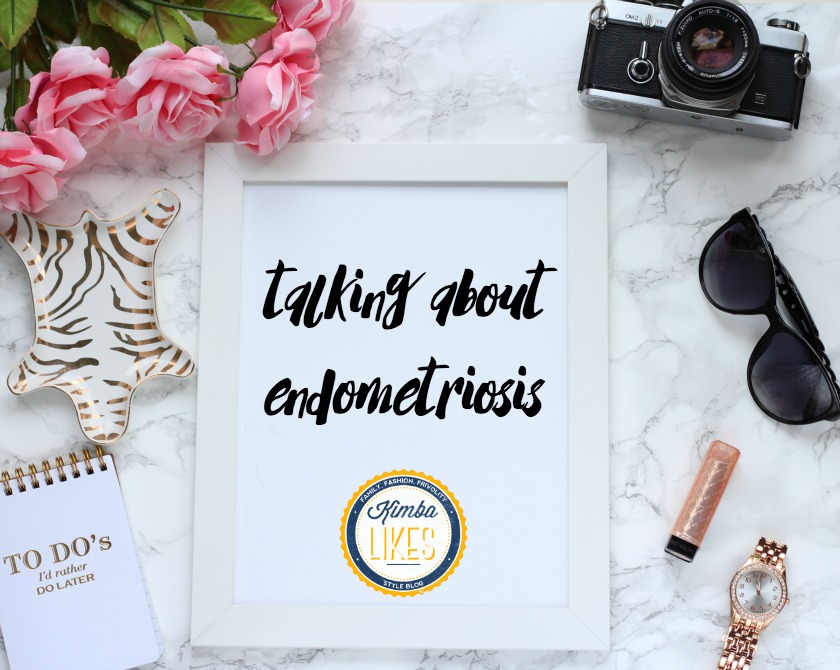 Kimba Likes sharing experiences and talking about issues. I am sharing how endometriosis affected my life for 30 years, and how I got a whole new life.