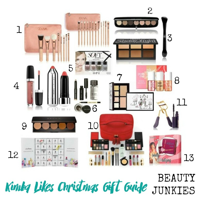 Kimba Likes my Beauty Christmas Gift Guide 2015 - check out my gorgeous beauty picks for all those special people in your life #ChristmasGiftGuide #kimbalikes #beauty #makeup #skincare