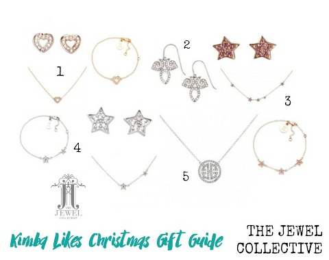 Kimba Likes Christmas Gift Guides 2015 - glamorous gorgeousness from The Jewel Collective, plus a rose gold The Jewel Collective GIVEAWAY valued at $150