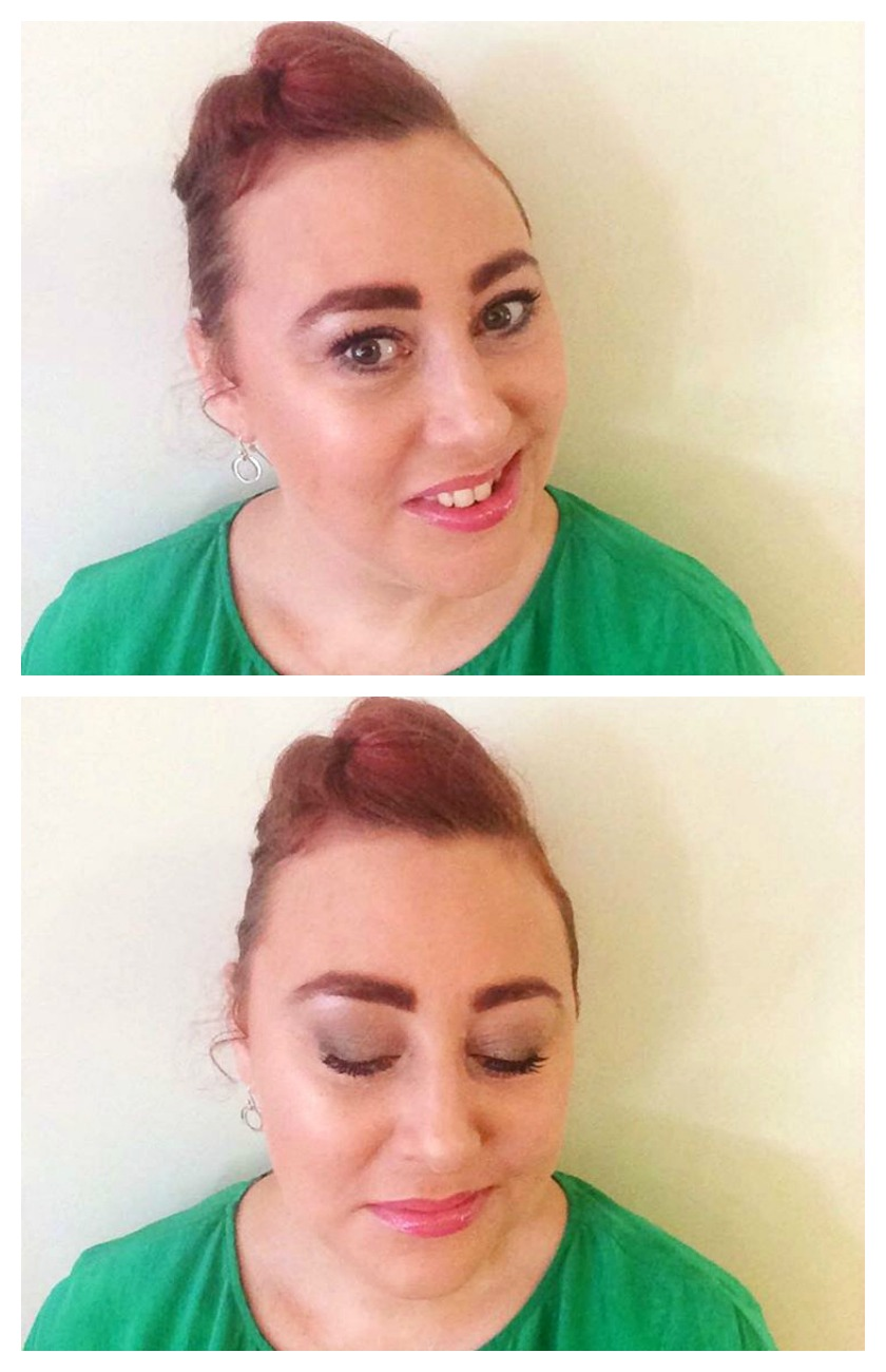 Kimba Likes Colour Theory Christmas Gift Sets - now on sale from $7. Check out my review and my makeup look
