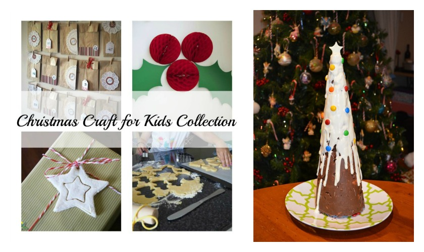 Kimba Likes Christmas - check out this awesome Rocky Road Christmas Tree recipe I found at What