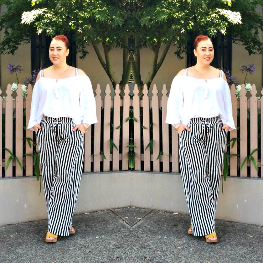 Kimba Likes Summer Style File with She Writes - check out what I wore for our 7 day Style Challenge