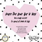Kimba Likes Ruby & Lilli V Day giveaway