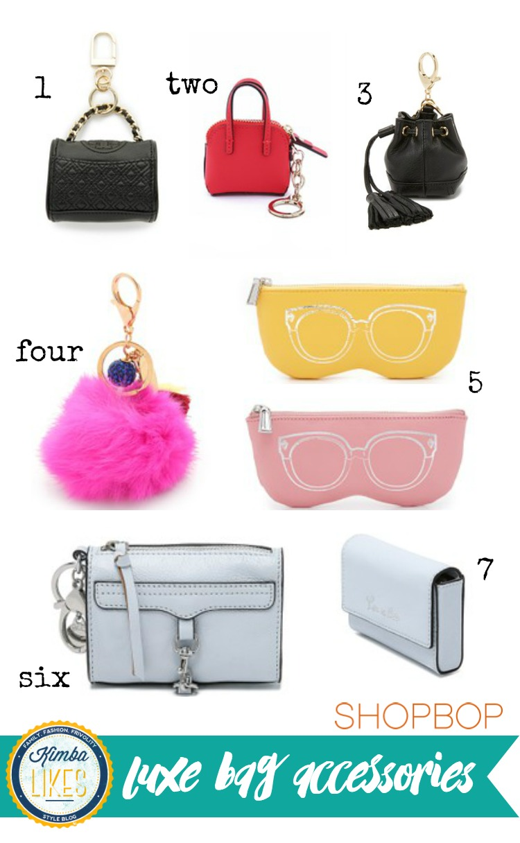 Kimba Likes Shopbop luxe bag accessories