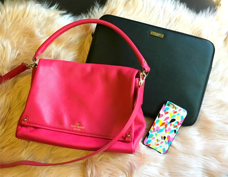 Kimba Likes Kate Spade giveaway. We heart Kate Spade - and so will your tech devices! Fab giveaway on KimbaLikes.com